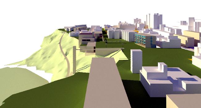 """Nou pas en la definició dels espais que definiran el """"Balcó del Ripoll"""" i la connectivitat amb el nucli urbà"""