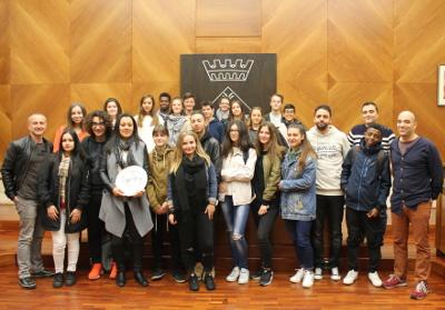 L'Institut Arraona participa en un intercanvi amb un institut francès per acostar l'alumnat al món del cinema