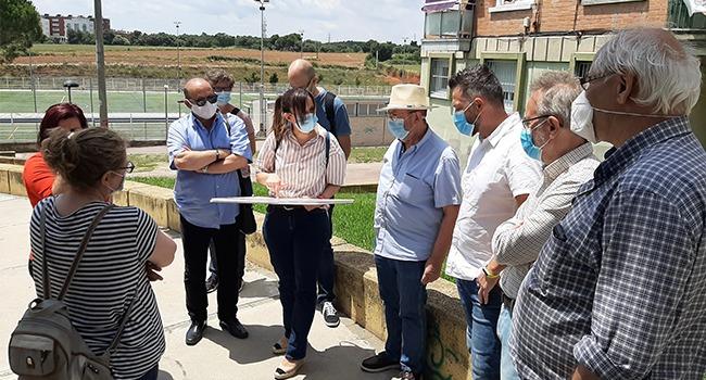 """La iniciativa """"Fem barri"""" millorarà l'espai públic a la ciutat"""