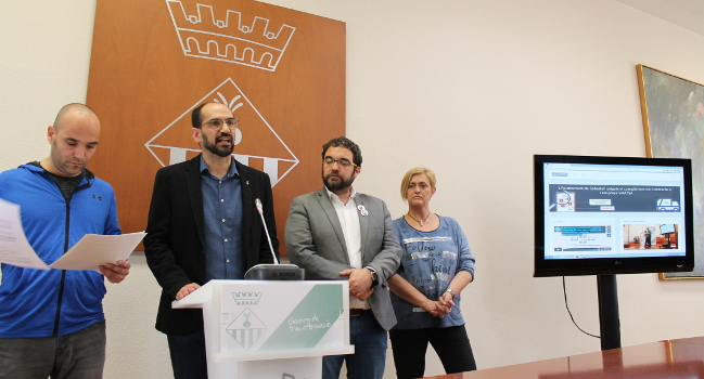 """Maties Serracant: """"L'estratègia dilatòria d'Smatsa no frenarà la nostra obligació de complir amb el contracte. Estem fent el que toca"""""""