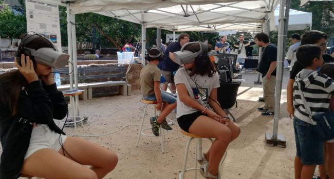 La 4a edició del Saba-tic de la Festa Major permet als més joves tenir contacte amb les noves tecnologies