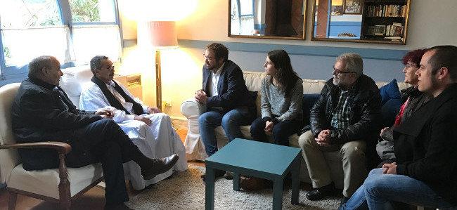 Sabadell trasllada al Sàhara el seu suport després de 27 anys d'agermanament