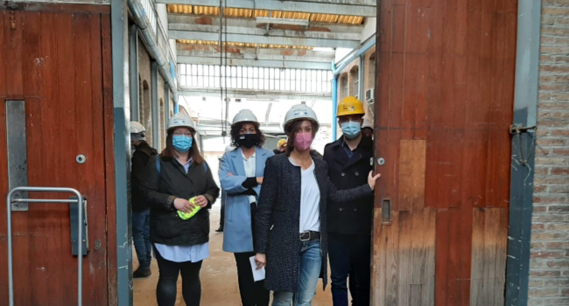 El conjunt de Sallarès i Deu acollirà un nou pol de formació amb les escoles de Restauració i de Flequeria i un centre per a la transició digital