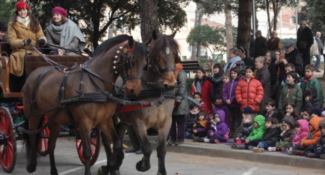 Arriben la festa Sant Antoni Abat i la Passada