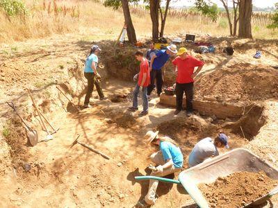 S'acaba la campanya d'excavacions arqueològiques a Sant Pau de Riu-sec