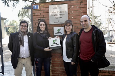 Prop d'una vintena de centres educatius ja s'han adherit a la campanya Entorns sense Fum
