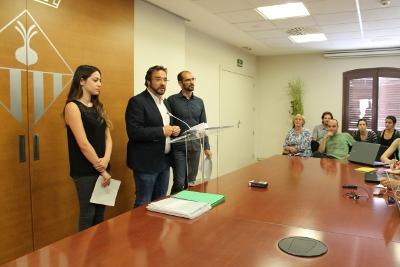 Josep Ayuso denuncia Maties Serracant pel procés de cessió d'un espai de Cal Balsach a entitats