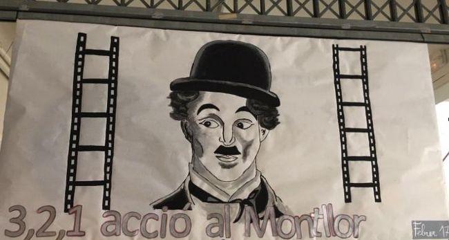 L'Escola Joan Montllor celebra la setmana cultural dedicada al món del cinema
