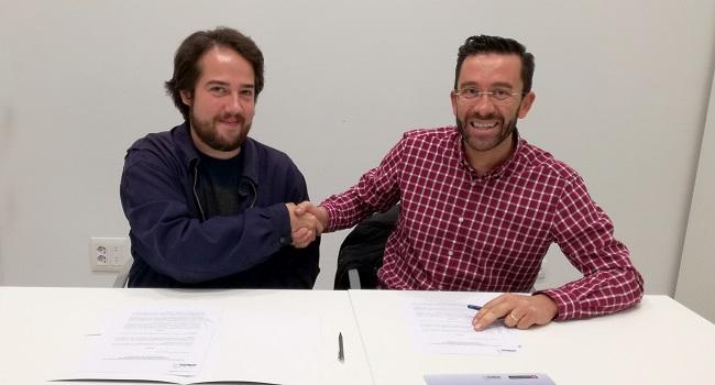Acord entre l'Ajuntament i l'Associació d'Empreses i Propietaris del Polígon de Can Roqueta per afavorir la competitivitat
