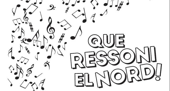 Set centres educatius de la zona del nord mostraran en un recital el resultat de les activitats musicals fetes durant el curs