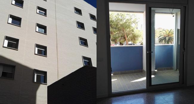 Sortejats 44 pisos nous de protecció oficial al barri dels Merinals
