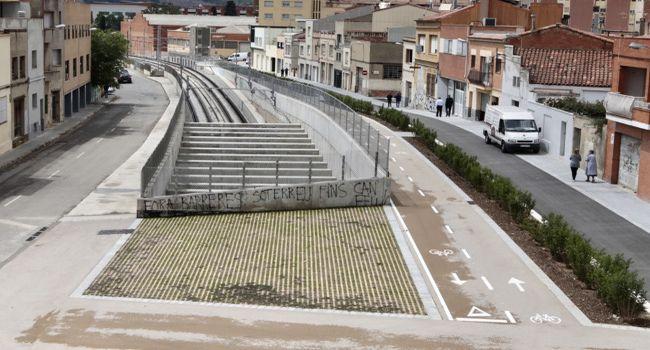 L'Ajuntament impulsa un concurs per urbanitzar i millorar l'espai públic que Sabadell guanyarà amb el soterrament de trens a Can Feu i Gràcia