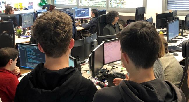 Sabadell participa en un projecte per incentivar entre els joves les vocacions científiques, tecnològiques, en enginyeria i en matemàtiques