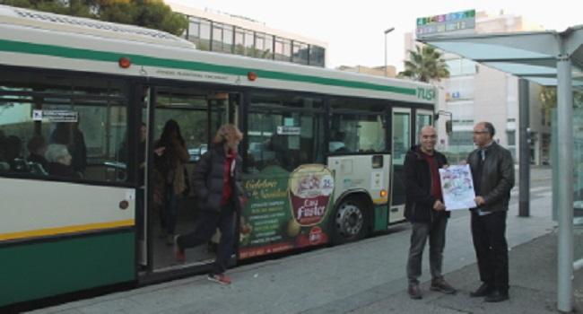 La T-16 permet a infants i joves viatjar gratuïtament en transport públic fins als 16 anys