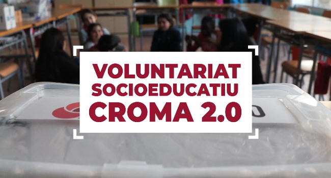 Alumnes de primària de la ciutat participen en el programa CROMA 2.0 per desenvolupar les habilitats investigadores