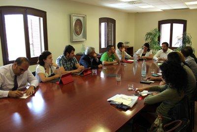 La millora del servei d'urgències del Parc Taulí, tema central de la trobada dels municipis de l'àrea d'influència de l'hospital