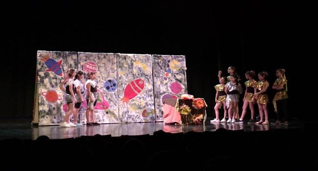 La Mostra de Teatre Escolar celebra la 35a edició amb una quinzena de representacions a càrrec d'alumnat de la ciutat