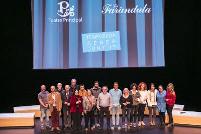 Nous talents teatrals i musicals i companyies joves, a la programació dels teatres Principal i La Faràndula