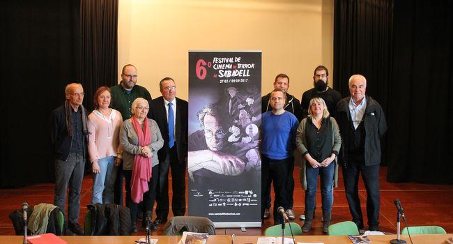 Presentació de la 6a edició del Festival de Cinema de Terror de Sabadell