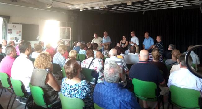 L'OMIC centralitzarà les reclamacions a Endesa del veïnat de Torre-romeu afectat per problemes de subministrament de llum