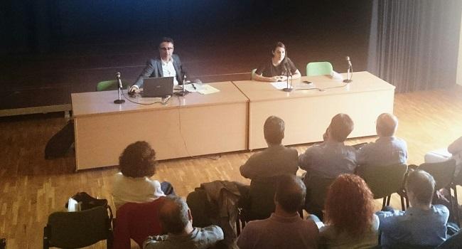 Sessió de debat amb personal tècnic municipal sobre les obligacions de l'administració en el marc de la Llei de Transparència