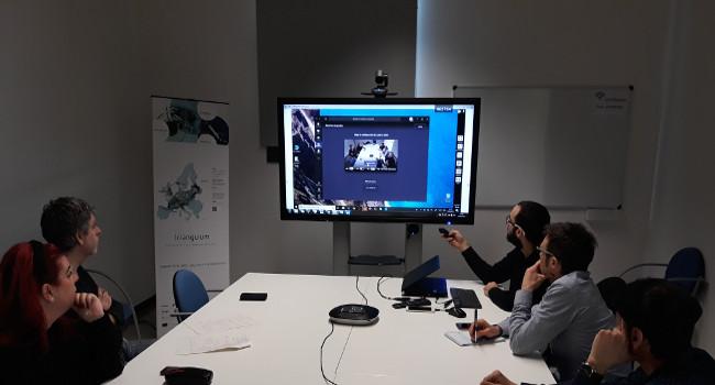 El projecte europeu Triangulum arriba a la recta final amb la replicació de tecnologies de videoconferència