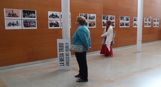 """L'Escola Illa presenta la mostra """"La meva tribu. Vincles del viure II"""" a la Corporació Sanitària Parc Taulí"""