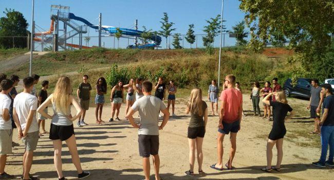 Sabadell acull un intercanvi europeu de joves, centrat a visibilitzar les dones en processos de pacificació negociats
