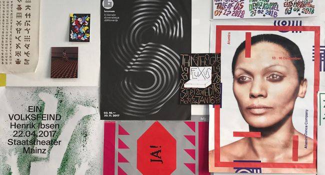 L'Escola d'Art i Disseny Illa torna a exposar els millors projectes del Type Directors Club de Nova York
