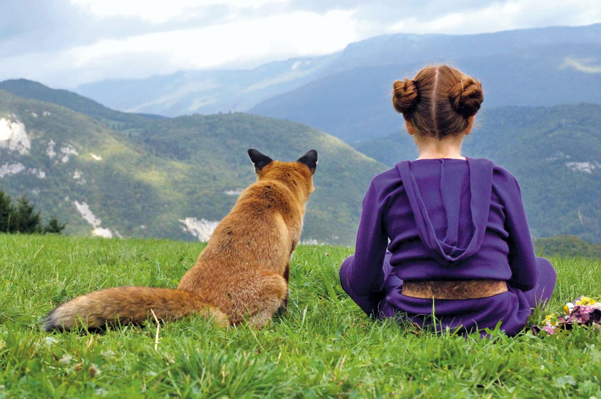 Una amistat inoblidable (Le renard et l´enfant)