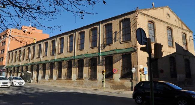 La rehabilitació del Vapor Casanovas permetrà la ubicació d'un centre residencial per a gent gran