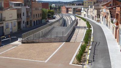El cobriment de les vies dels FGC a Gràcia i Can Feu serà una realitat a la primavera del 2019