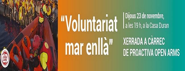 Actes de commemoració del Dia Internacional del Voluntariat