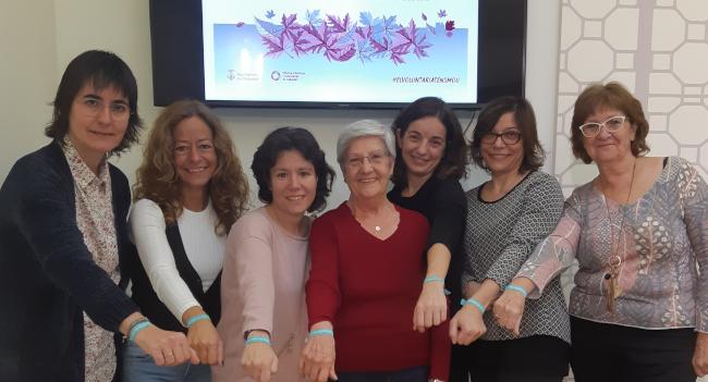 La Tardor del Voluntariat dona visibilitat a les persones voluntàries i reivindica el voluntariat inclusiu