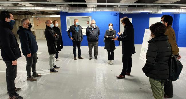 Les persones interessades en una plaça a pupil·latge al nou aparcament de l'estació Sabadell Nord podran deixar les dades al 012 a partir del 14 de desembre
