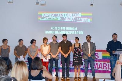 Sabadell, s'adhereix a la nova Xarxa de Municipis LGTBI