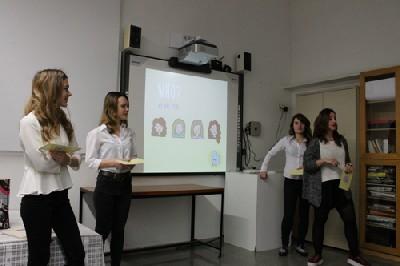 Project Yourself, un projecte d'emprenedoria en anglès de l'Escola Illa