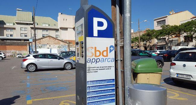 Del 6 al 18 d'agost no es pagarà a la zona blava de Sabadell